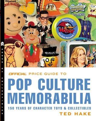 Official Price Guide to Pop Culture Memorabilia