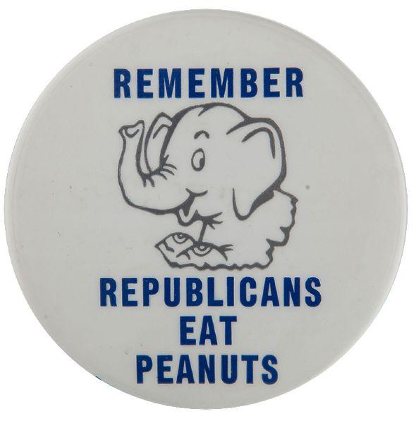 "FORD SLOGAN ""REMEMBER REPUBLICANS EAT"